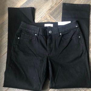 NEW Loft black jeans